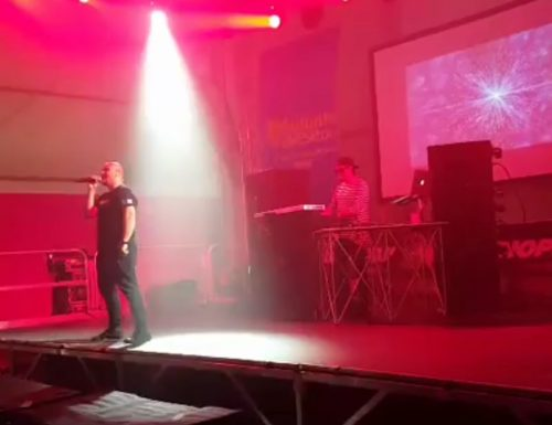 Live Eiffel 65 – Autunno Pavese 2016 -Seconda parte – Video
