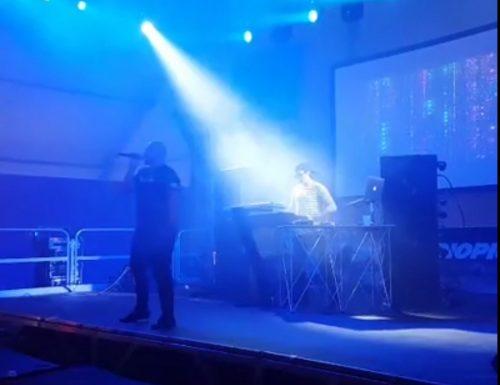 Live Eiffel 65 – Autunno Pavese 2016 – Prima parte – Video
