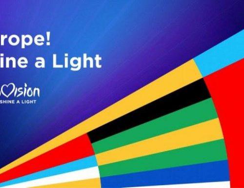 """Sabato sera Eurovision Song Contest """"Shine a light"""""""