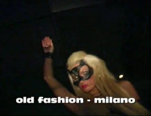 Videofashiont Party all'Old Fashion di Milano ( Prima Parte ) Video