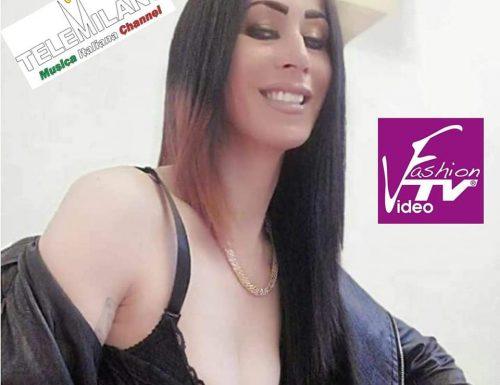 Le telecamere di VideoFashionTv presenti stasera a Tele Milano sul canale 288 del DTT per Salotto Espago