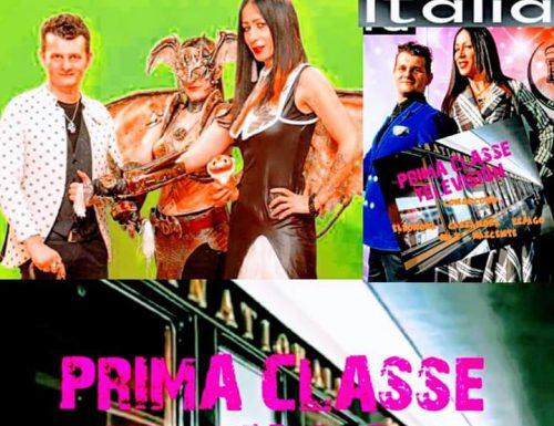 Inizia ufficialmente anche la collaborazione tra Videofashiontv e Canale Italia per Prima Classe Television