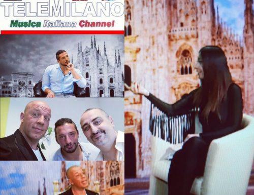 NUOVA PUNTATA di SALOTTO ESPAGO, ANDATA IN ONDA IERI SERA SU TELEMILANO MUSICA ITALIANA CHANNEL CANALE 288. ( Video )