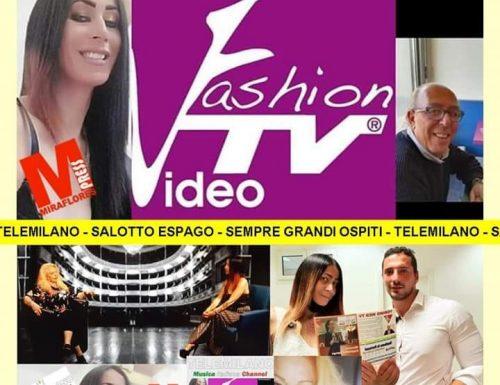 Salotto Espago – Replica della puntata andata in onda ieri sera su Tele Milano canale 288 DTT – (Video)