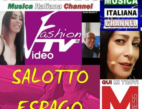 Replica della puntata di Salotto Espago andato in onda ieri sera 30 Luglio su Tele Milano canale 288 DTT – (Video)