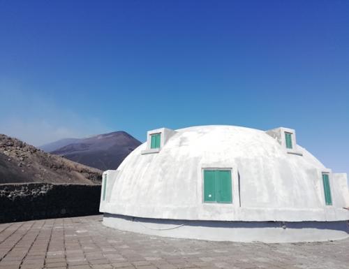 INGV. Un gravimetro atomico installato sull'Etna: la prima volta su un vulcano attivo
