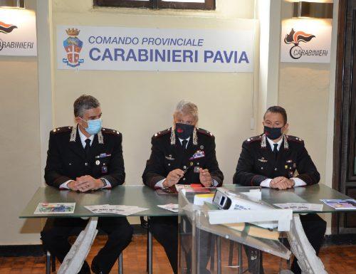 Da Pavia un aiuto anti truffa agli anziani da parte dei Carabinieri
