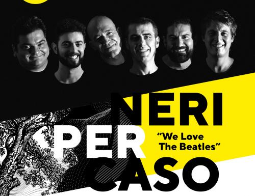 I Beatles dei Neri per caso a Spoleto (Video)