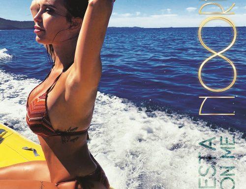 """""""RESTA CON ME"""" (Star- M), il singolo d'esordio di NOORÈ, scritto a due mani con Alex Lazzarin."""