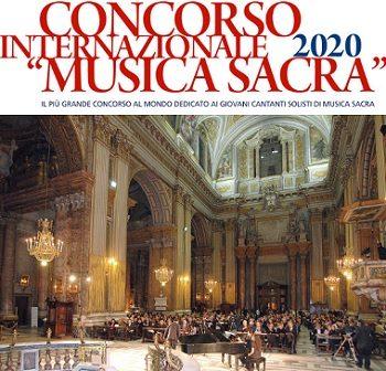 """Concorso Internazionale Musica Sacra : I premiati saranno i protagonisti del progetto europeo """"Let's Sing Oratorio Music!"""" che farà conoscere a bambini e ragazzi l'oratorio """"La Creazione"""" di Haydn"""