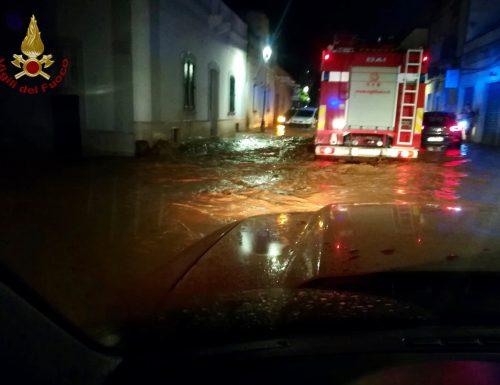 Maltempo: Interventi dei Vigili del fuoco in tutta Italia