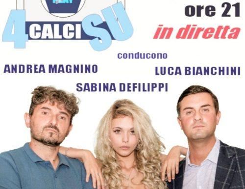 4 Calci su Pavia Play, il nuovo format sportivo in onda da stasera dai colleghi di Pavia Play Tv