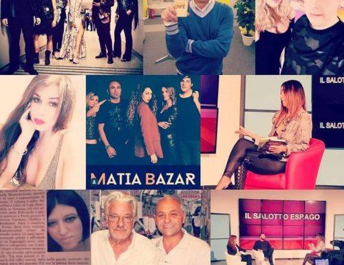 Replica della puntata di Salotto Espago andata in onda il 29 ottobre su Tele Milano canale 288 DTT