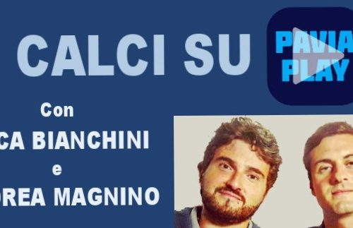Questa sera alle 21 in streaming live su VideoFashionTv, la replica di 4 Calci su Pavia Play