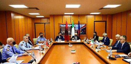 Cooperazione Italia-Albania contro crimine organizzato e narcotraffico