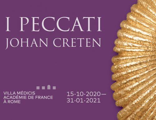 I PECCATI – JOHAN CRETEN