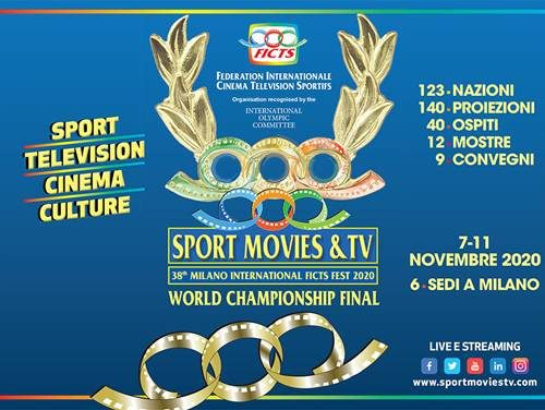 """SPORT MOVIES & TV 2020"": 140 FILM FREE ON-LINE A MILANO"