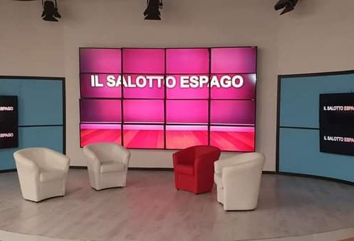On Demand su VideoFashionTv la puntata andata in onda ieri sera da Tele Milano del talk: Salotto Espago.