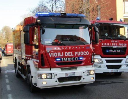Evacuate 180 persone in un palazzo in centro a Milano