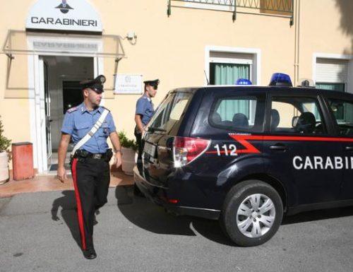 Minaccia e rapina parroci, arrestato