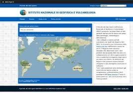 INGV. Inaugurato il Portale dei Dati Aperti per un accesso libero, pieno e tempestivo ai dati,realizzato il Portale dei Dati Aperti prodotti dall'INGV