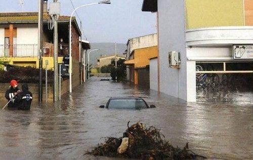 La tragedia della Sardegna sette anni fa