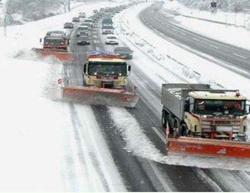 Allerta neve anche sulle autostrade del  Nord