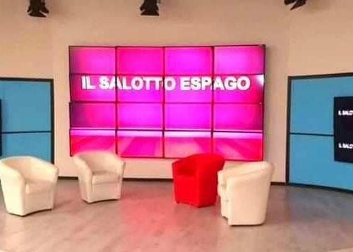 Replica della puntata del 10 dicembre di Salotto Espago