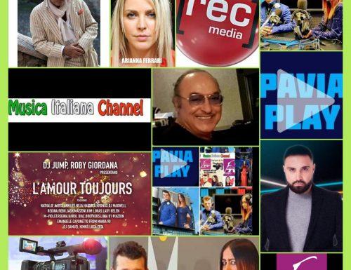 Torniamo questa sera alle 22.30 su Tele Milano, canale 288 del Digitale Terrestre con la trasmissione PARLAMI DI TE, coprodotta tra VideoFashionTv, Pavia Play e Musica Italiana Channel