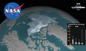 Il veloce viaggio del Polo Nord magnetico verso la Siberia misurato con i satelliti europei Swarm