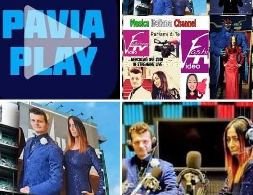 Questa sera alle ore 21.30 siamo sul Digitale Terrestre, canale 288 di Tele Milano – Musica Italiana, con la nostra Coproduzione con Pavia Play e Musica Italiana Channel per la trasmissione PARLAMI DI TE