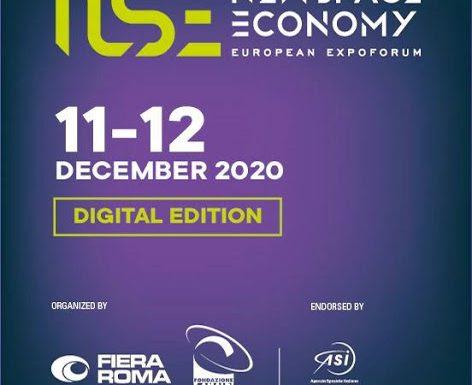 New Space Economy, l'INGV partecipa alla nuova edizione dell'Expo-Forum Europeo –  Un appuntamento digitale per parlare di New Space Economy: l'INGV partecipa alla nuova edizione del Forum Europeo con uno stand virtuale per illustrare i suoi principali settori di attività basati sull'analisi dei dati spaziali