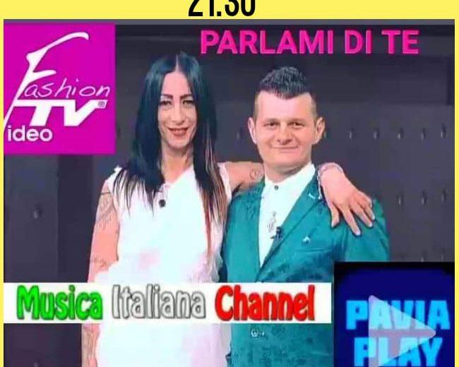 Ti aspettiamo stasera sul canale 288 del digitale terrestre per la Lombardia con la nuova puntata di PARLAMI DI TE
