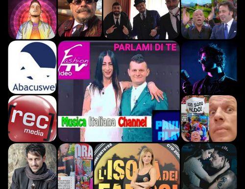 Torna stasera in diretta alle ore 21 PARLAMI DI TE con tanti ospiti dal mondo della tv e dallo spettacolo