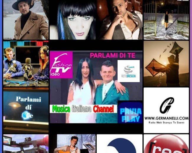 Stasera alle 21 in diretta su VIDEOFASHIONTV il Format PARLAMI DI TE