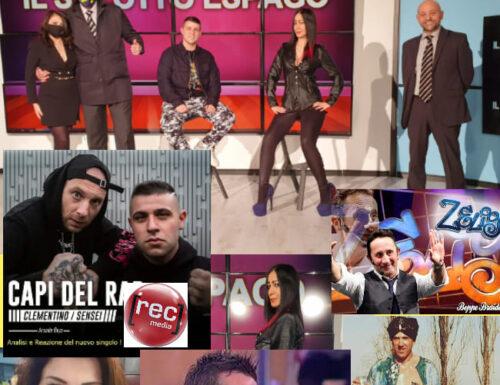 Riparte stasera alle 22.30 sul canale 288 del digitale terrestre, il format SALOTTO ESPAGO