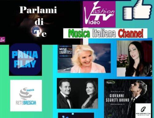 In diretta stasera alle 21 la dodicesima puntata di PARLAMI DI TE su VideoFashionTv