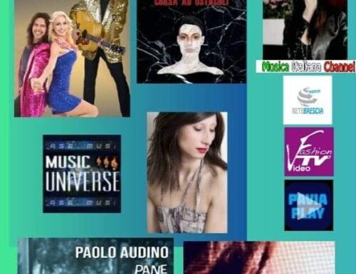 Questa sera grandi ospiti nella nuova puntata di Salotto Espago dalle ore 21 in diretta su VideoFashionTv